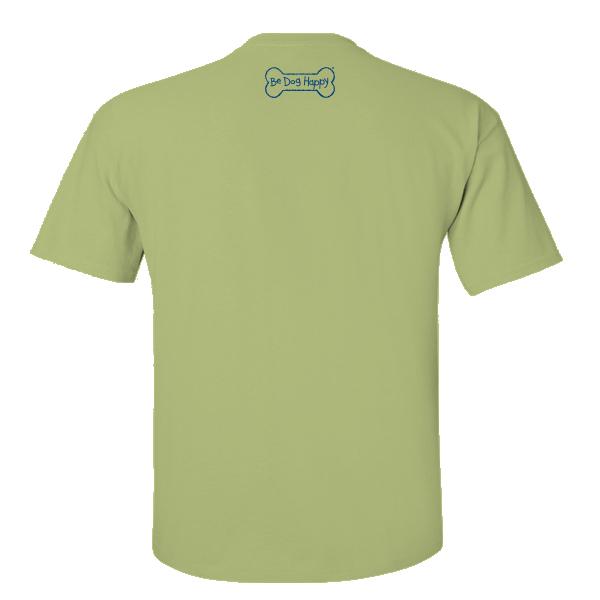 Be Dog Happy - Joyride t-shirt