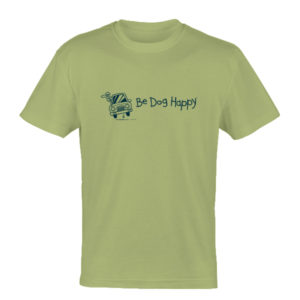 Be Dog Happy - Joyride t-shirt