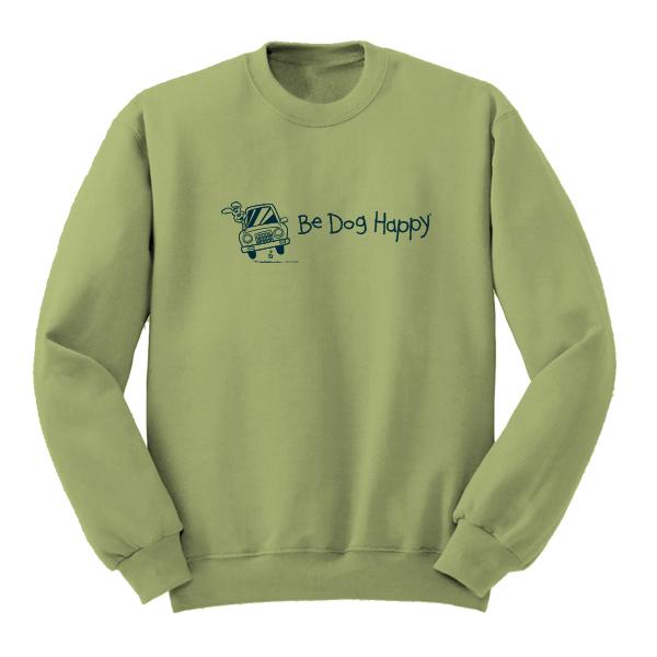 Be Dog Happy - Joyride sweatshirt