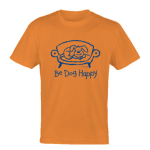 Be Dog Happy - Sweet Dreams t-shirt