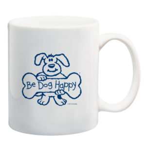Be Dog Happy - Coffee mug